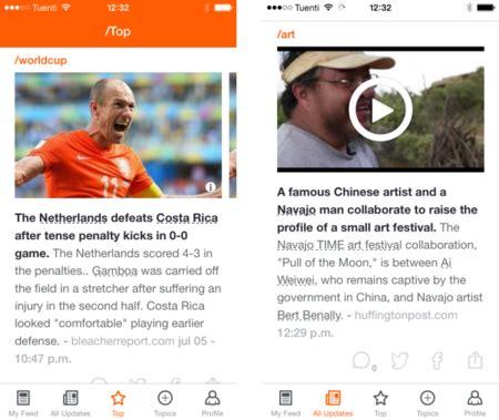 tres aplicaciones que resumen las noticias internacionales