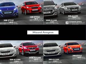 Peugeot Rodez : peugeot maurel aveyron portes ouvertes du 14 au 15 janvier blog maurel auto ~ Gottalentnigeria.com Avis de Voitures