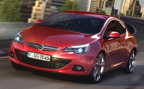 Opel Productions by Opel Previews Production Astra Gtc Ahead Of Frankfurt
