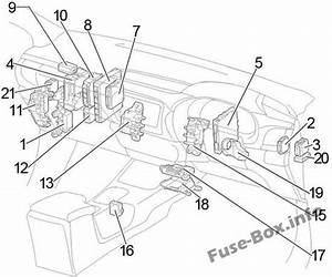 Fuse Box Diagram  U0026gt  Toyota Hilux  An120  An130  2015