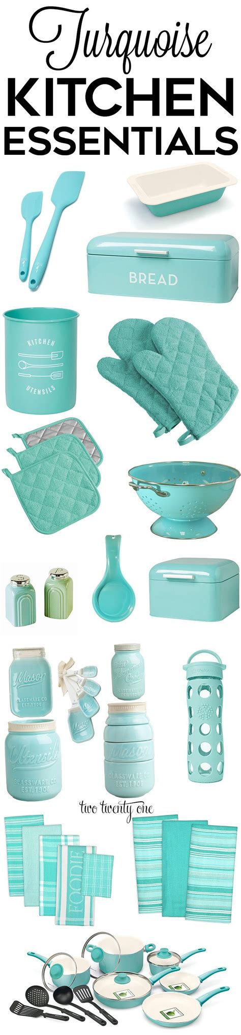 turquoise kitchen accessories turquoise kitchen decor appliances new decorating ideas 2967