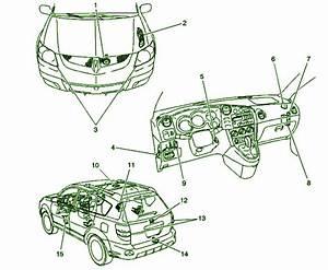 2004 Pontiac Vibe Fuse Box Diagram  U2013 Auto Fuse Box Diagram