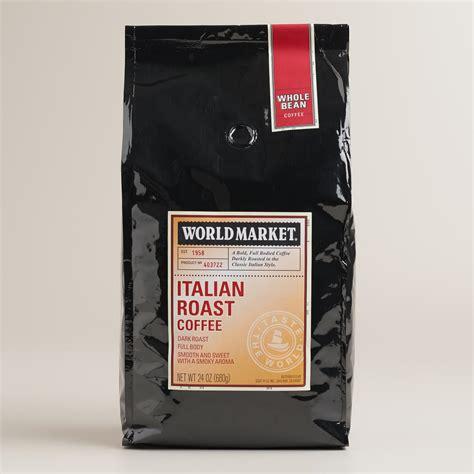 24oz World Market® Italian Roast Coffee, Set Of 3