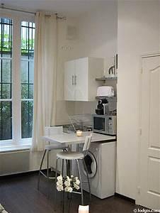 Kitchenette Pour Bureau : d co d 39 un studio de 20m ~ Premium-room.com Idées de Décoration