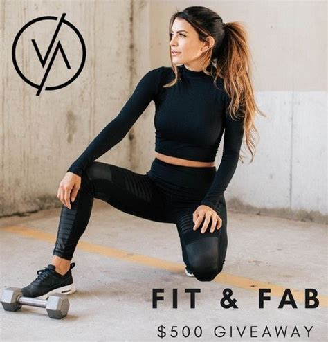Shop for everything you need to look and feel your best, plus earn rewards and get the exclusive perks below while doing it! Venus Athletic Fit And Fab $500 Giveaway - Win $500 Gift Card - Giveaway, Sweepstakes, US, UK ...