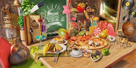 jeu de cuisine android objets cachés nourriture gratuit jeux applications android forum sam
