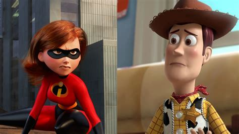 'incredibles 2' Has A 'toy Story' Easter Egg & My Heart Is