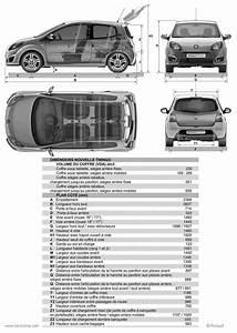 Dimensions Clio 4 : renault twingo iii topic officiel page 106 twingo renault forum marques ~ Maxctalentgroup.com Avis de Voitures