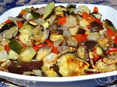 cuisiner une ratatouille mirepoix de légumes du soleil grillés la tendresse en