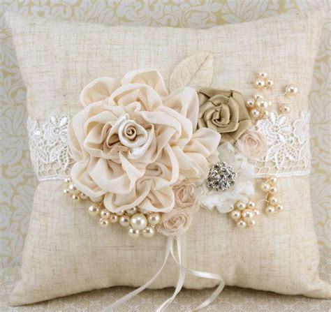 diy pillow ideas and tutorials ring bearer pillows ring