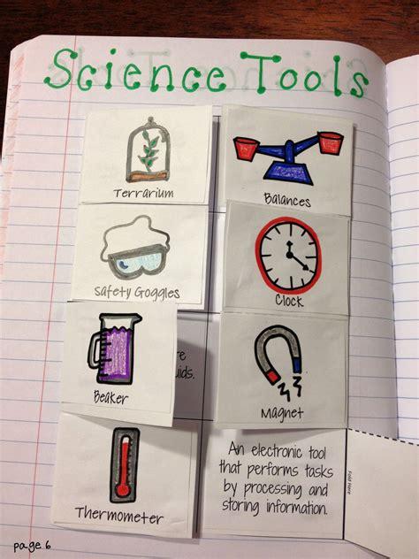teacherific science interactive journal unit