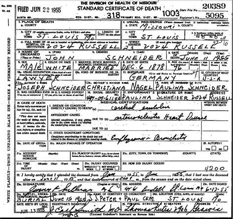 So Many Ancestors!: 52 Ancestors: #42 John Schneider