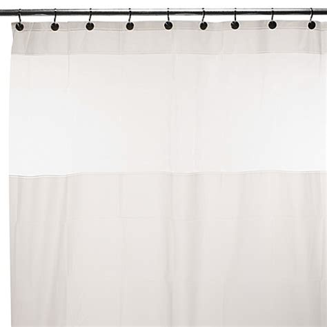 108 inch shower curtain buy hitchcock 108 quot w x 72 quot l shower curtain from bed