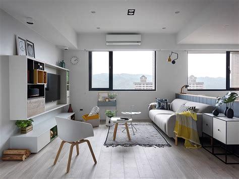 5 Scandinavian-Style Apartments : A Scandinavian Style Apartment That Exudes Chic Comfort