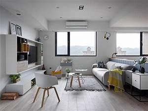 A, Scandinavian, Style, Apartment, That, Exudes, Chic, Comfort