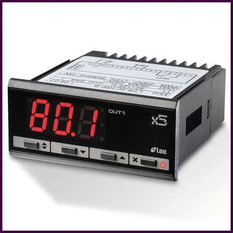 thermostat chambre froide thermostat électronique 1 relais lae ltr 5csre 230v