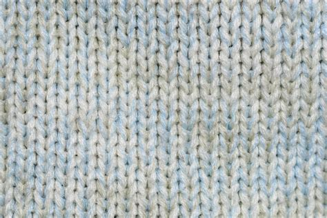 Simple wool texture knit fabric