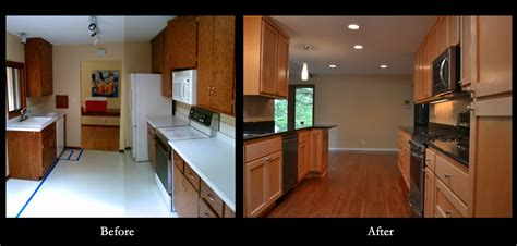 before and after home remodel kitchen remodel photos dbc extreme makeover