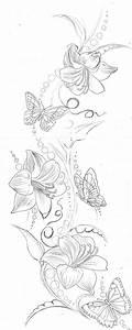 INK TATTOO: flower tattoo by Elaine Currin