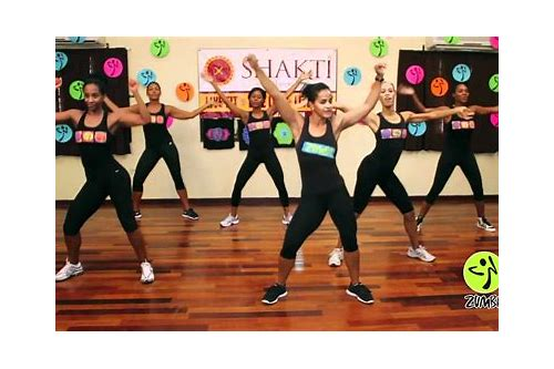 zumba dance free download mp4
