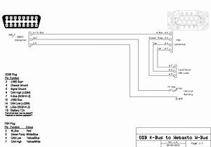 Webasto Timer Wiring Diagram