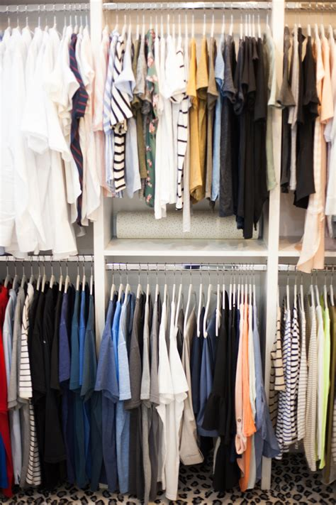 Simplify Closet by 5 Tips To Simplify Your Closet Kailee Wright