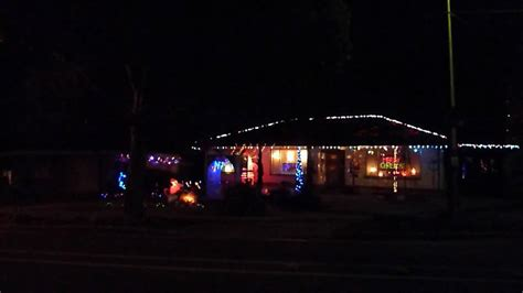 ryan s christmas lights 2009 music box dancer youtube