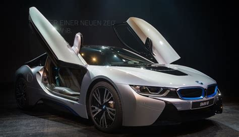 Bmw I8 Available To Order In America