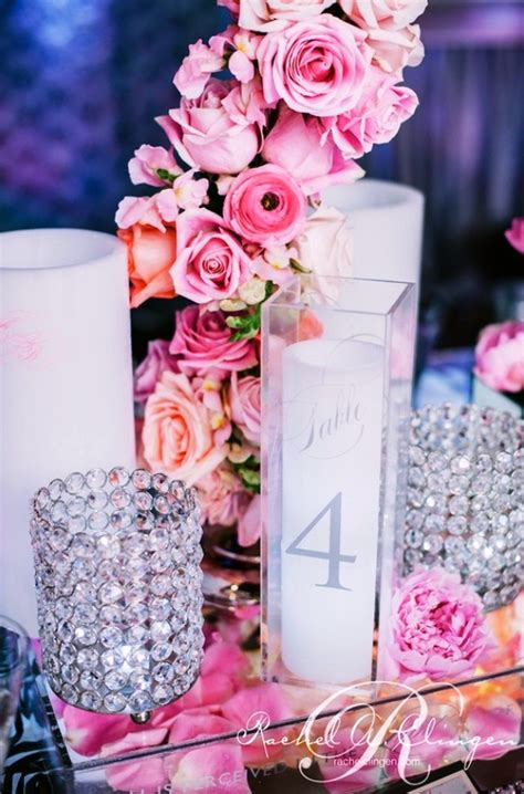 how to make numbers for wedding reception rhinestone wedding reception numbers ideas archives