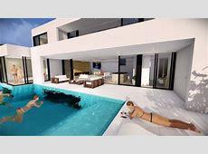Insel Krk, Kvarner Luxuriöses Appartement mit Pool