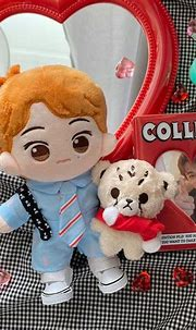 Baby Leopard Plushie That Reminds NCTzens Of NCT's Mark ...