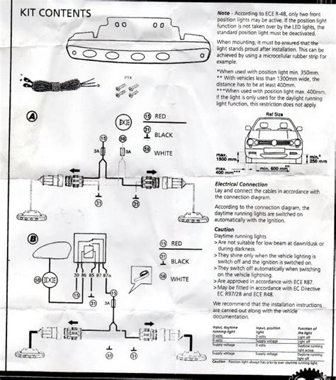 Defender View Topic Help Needed With Drl Wiring