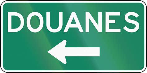 bureau douane guide pour le vr à l extérieur du québec les douanes