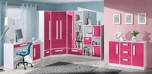 Jugendzimmer Weiß Hochglanz : jugendzimmer komplett 6 teilig wei hochglanz farbe der front und griffe w hlbar neu ~ Orissabook.com Haus und Dekorationen