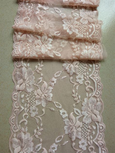 wedding table cloth runners blush pink lace runner 8 wedding table runner lace