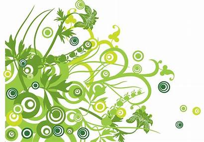 Floral Graphic Clipart Graphics Swirls Florals Resources