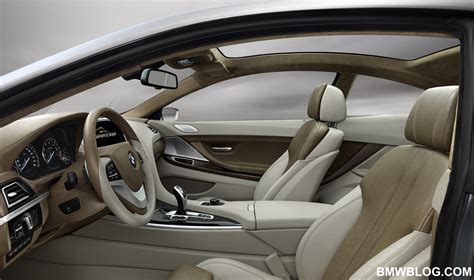 Official Press Release Bmw 6 Series Coupe Concept