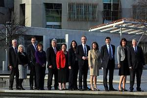Murphy unveils new shadow cabinet