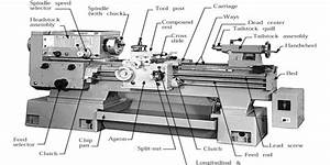 Conventional Lathe Machine  1