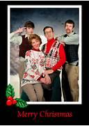 Funny family Christmas...