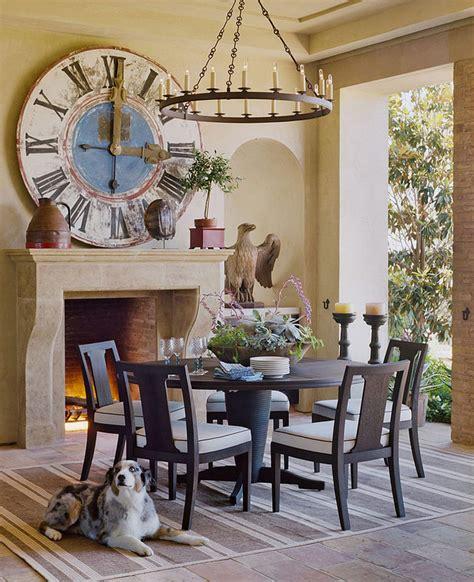 salle a manger de charme maison de charme rustique en californie vivons maison
