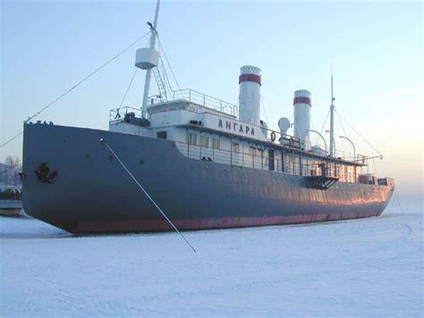 icebreaker angara scale model plans  ship plans