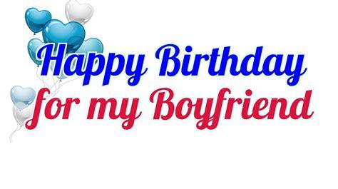 happy birthday   boyfriend youtube