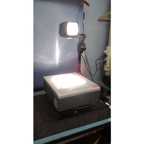 3m 9100 overhead projector portable folding allsold ca