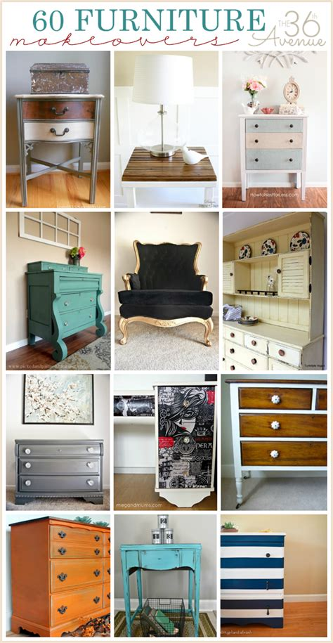 furniture makeovers best furniture makeovers the 36th avenue Diy