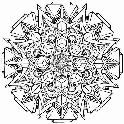 Geometry Drawing Metaphysical Mandalas Desire Drawings Getdrawings