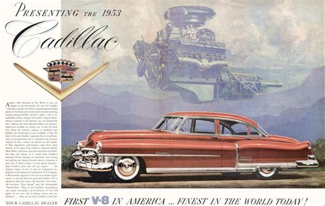 1953 Cadillac Ad-01