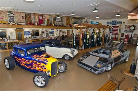 A Life's Passion Is Preserved In Hampshire Showroom