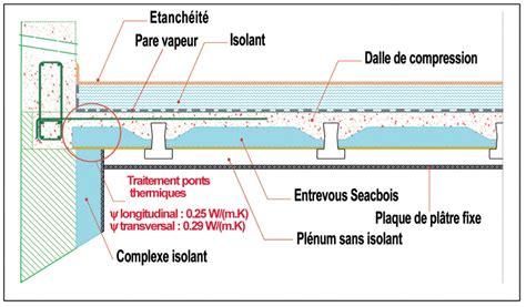 seac descriptif seacbois toiture terrasse