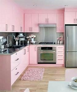 Cuisine Rose Poudré : cuisine de barbie conte et paillette pinterest ~ Melissatoandfro.com Idées de Décoration